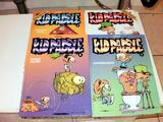 Lot bandes dessinées Kidpaddle