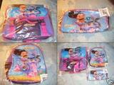 Lot cartable ecolier+sac a dos+trousse ensemble neuf