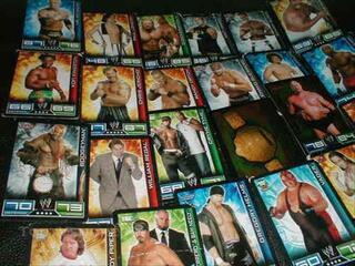 Lot cartes catch attack (plus de 60 cartes)