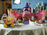 Lot Chateau Little people Fisher Price