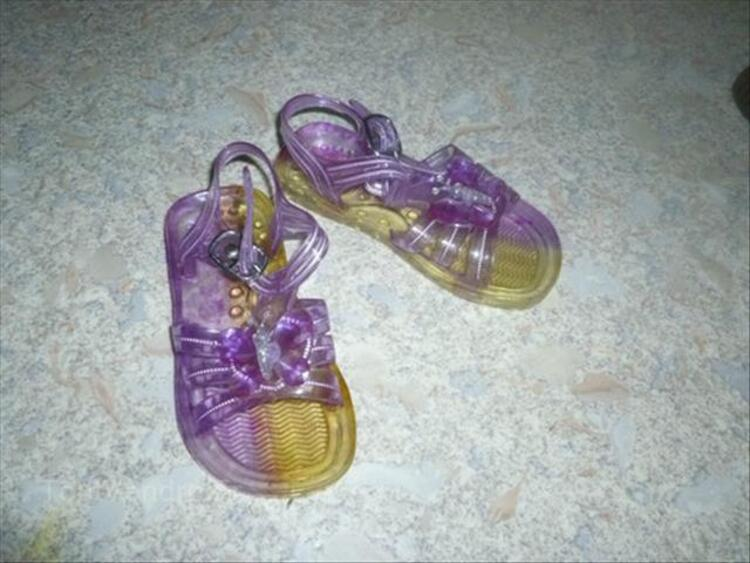 Lot chaussures fille - T. 20-21-22-23-25 67989467