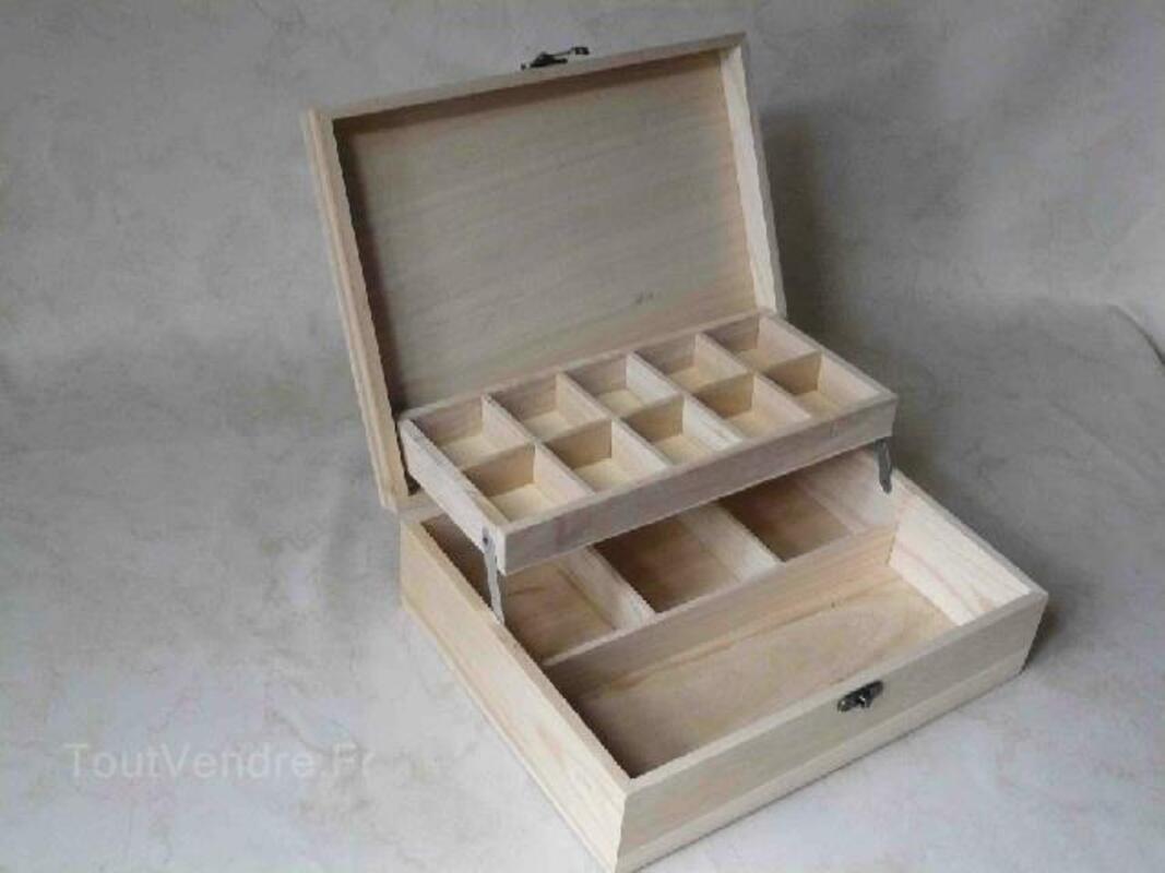 Lot d'objets en bois bruts (prix grossistes) 93008417