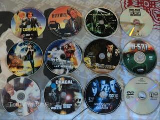 Lot de 12 dvd !!! a saisir !