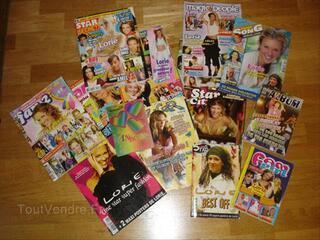 Lot de 13 magazines LORIE