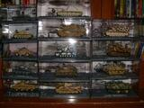LOT DE 14  CHARS ALTAYA COLLECTION PANZER