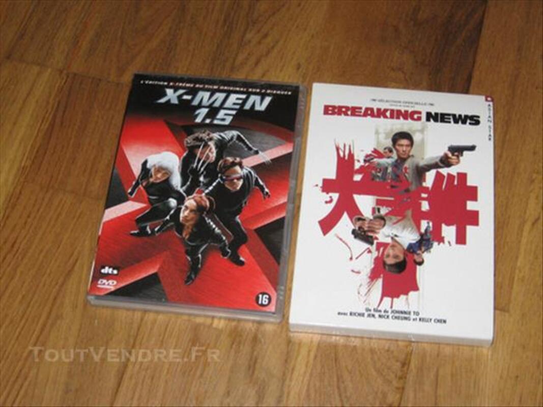 Lot de 19 DVDs de films (lot ou unité au choix) 86207898