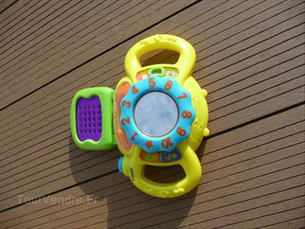 Lot de 2 petits jouets FISHER PRICE + VTECH 86892280