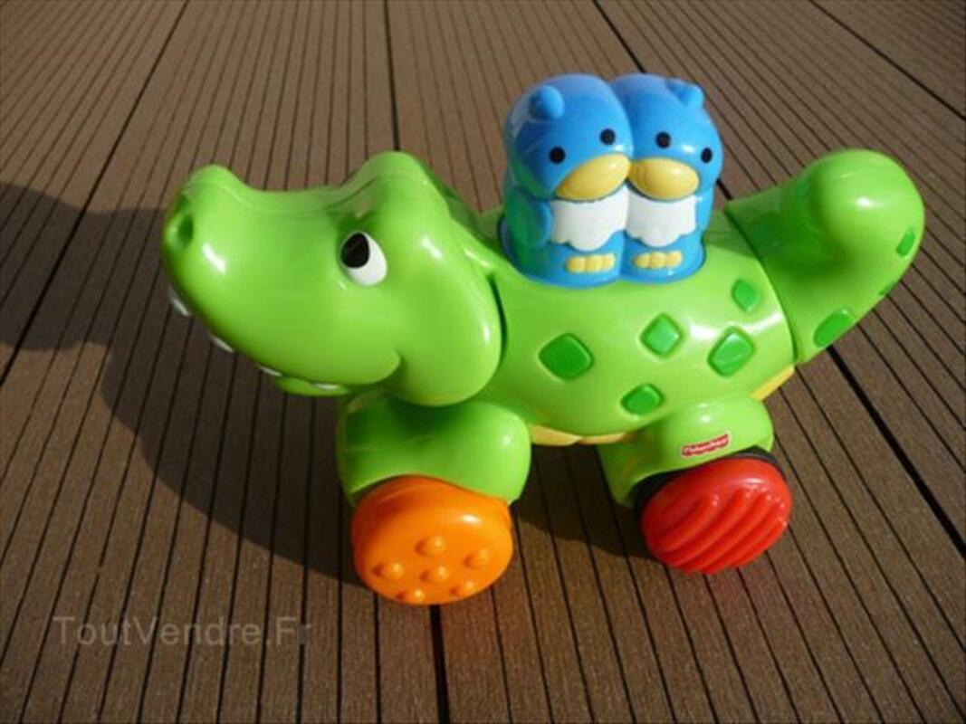 Lot de 2 petits jouets FISHER PRICE + VTECH 86892281