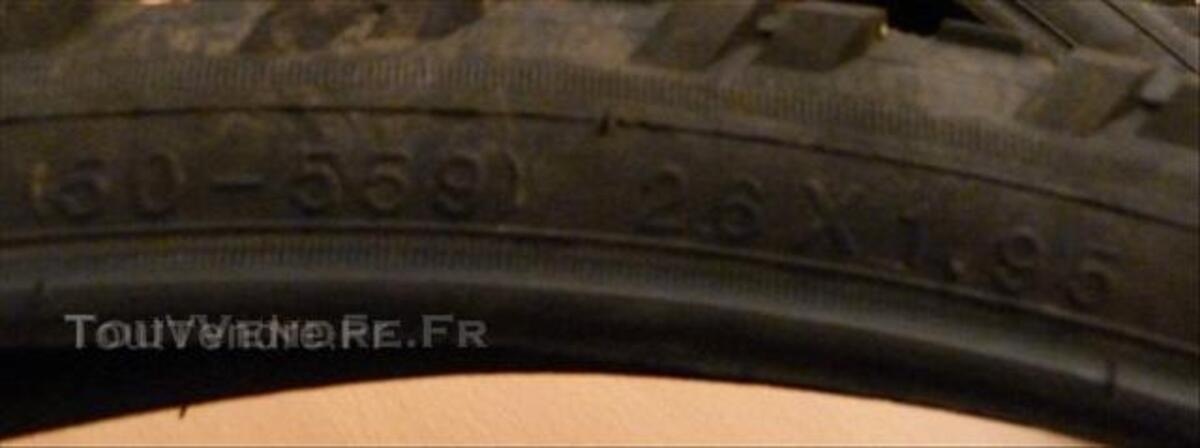 Lot de 2 pneus pour VTT 45575702