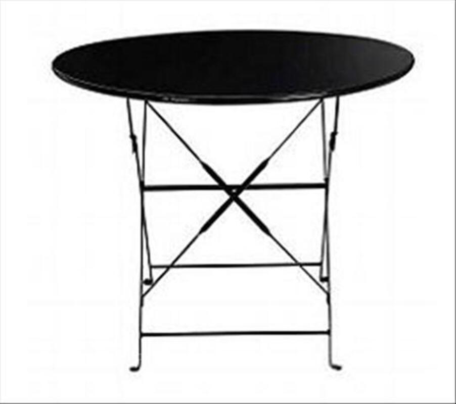 Lot de 2 tables pliantes + 1 chaise pliante 45066290