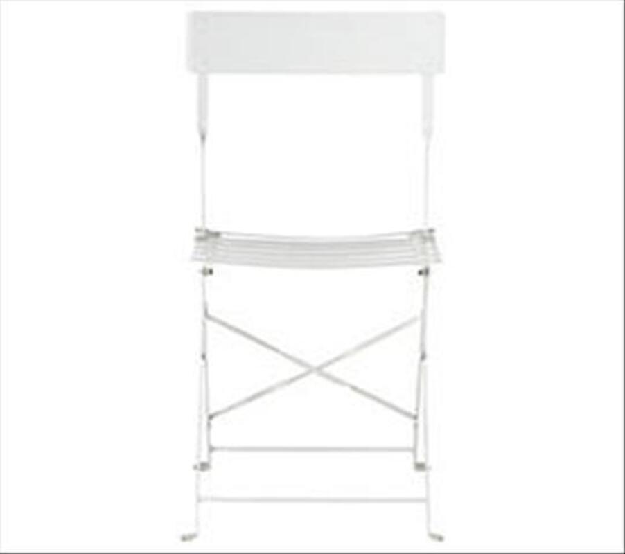 Lot de 2 tables pliantes + 1 chaise pliante 45066302
