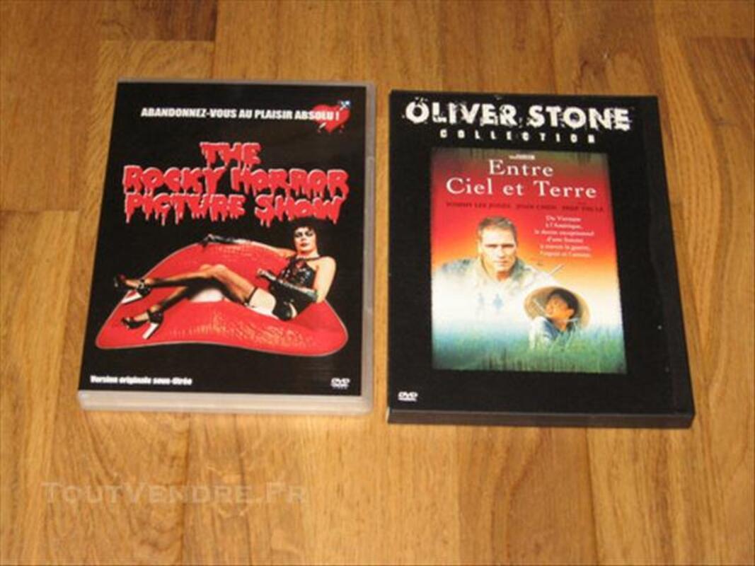 Lot de 20 DVDs de films (lot ou unité au choix) 74021082