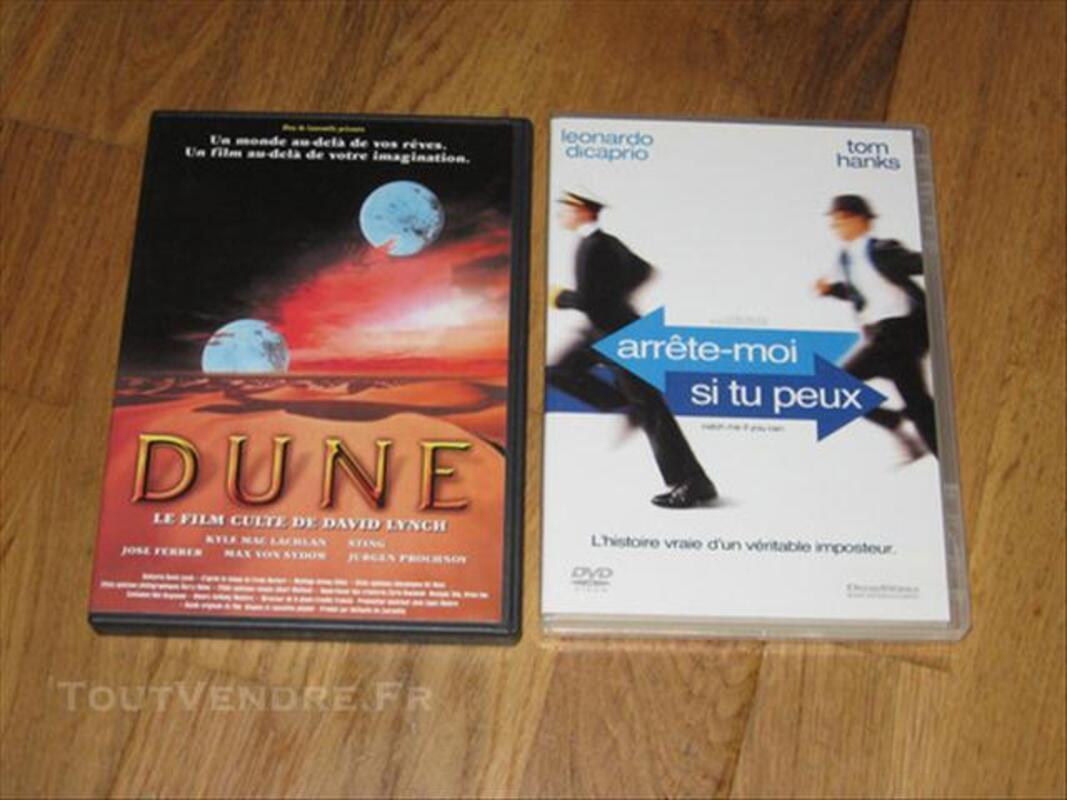 Lot de 20 DVDs de films (lot ou unité au choix) 74021084