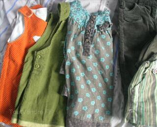 Lot de 20 vêtements fille 3 ans (36 mois) de marque