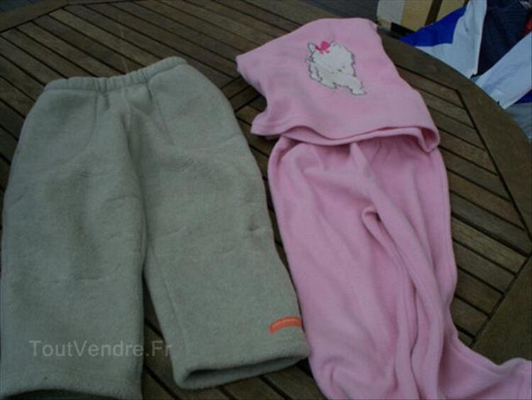 Lot de 25 vetements fille 4 ans 87850169