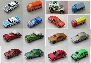 Lot de 275 voitures miniatures MAJORETTES collection