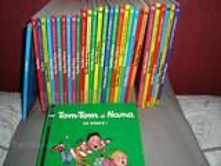 Lot de 3 séries de livres + autres livres