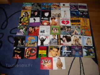 Lot de 37 cd 2 titres
