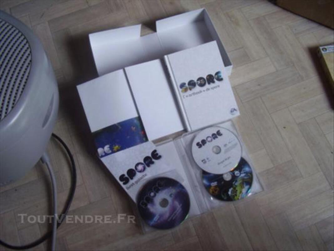 Lot de 4 jeux pc 86290984
