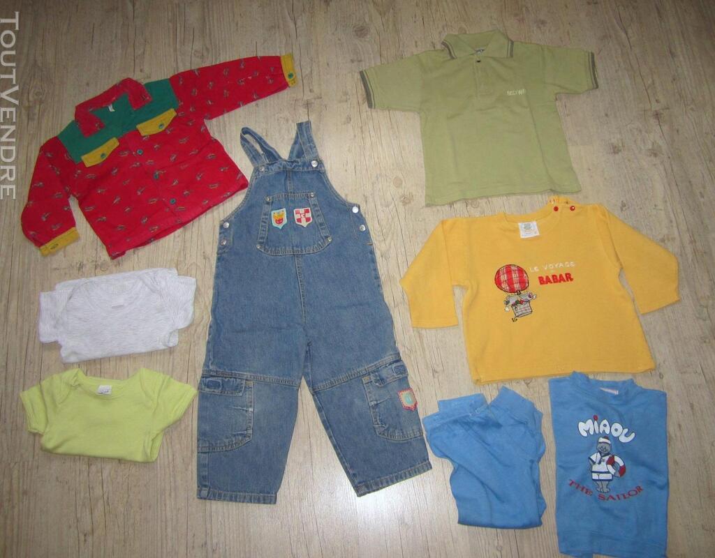 Lot de 4 vêtements mixtes 3 ans + 3 offerts 294029981