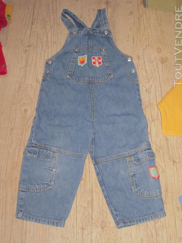 Lot de 4 vêtements mixtes 3 ans + 3 offerts 294030311