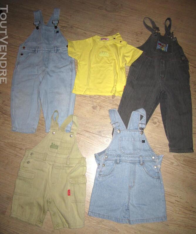 Lot de 5 vêtements 24 mois / 2 ans 293987063