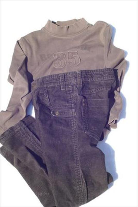 Lot de 5 vêtements garçon  7 à 10 ans ( lot n2) 66077750