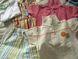 Lot de 5 vêtements garçon de Marque 6 mois