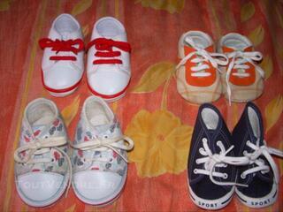 Lot de 7 paires pour bébé