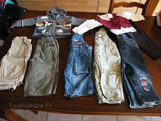 Lot de 7 vêtements garçon hiver 18 mois