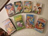 LOT DE 8 CASSETTES VIDEO VHS DE WALT DISNEY