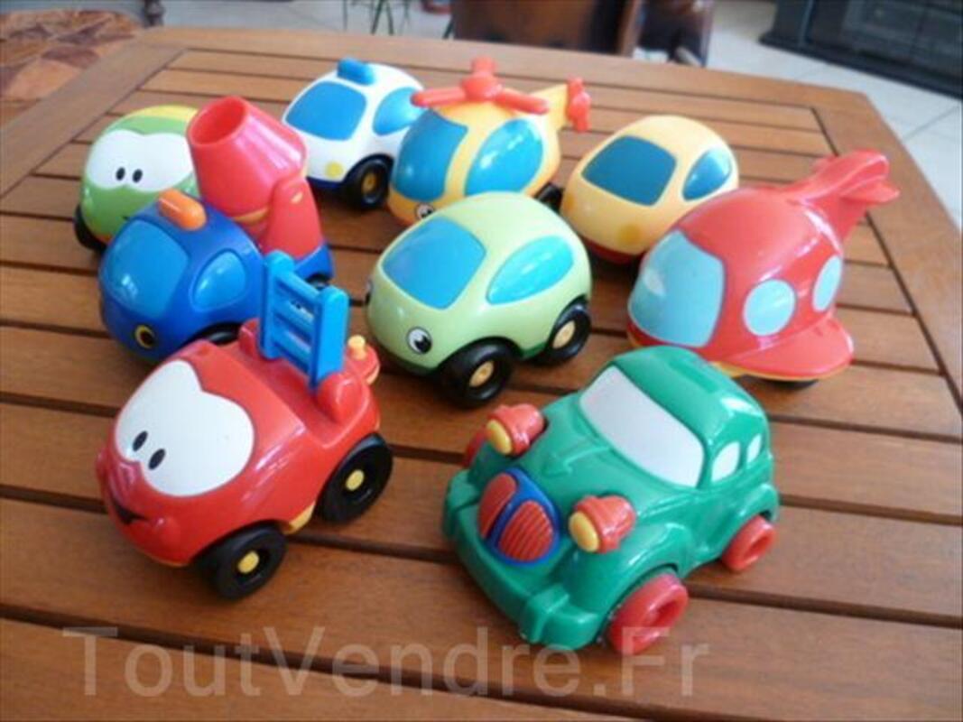 """Lot de 9 véhicules """"BERCHET, CHARTON, GOWI"""" 54513982"""