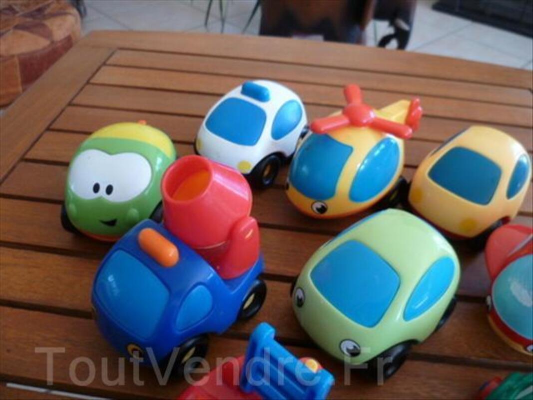 """Lot de 9 véhicules """"BERCHET, CHARTON, GOWI"""" 54513983"""