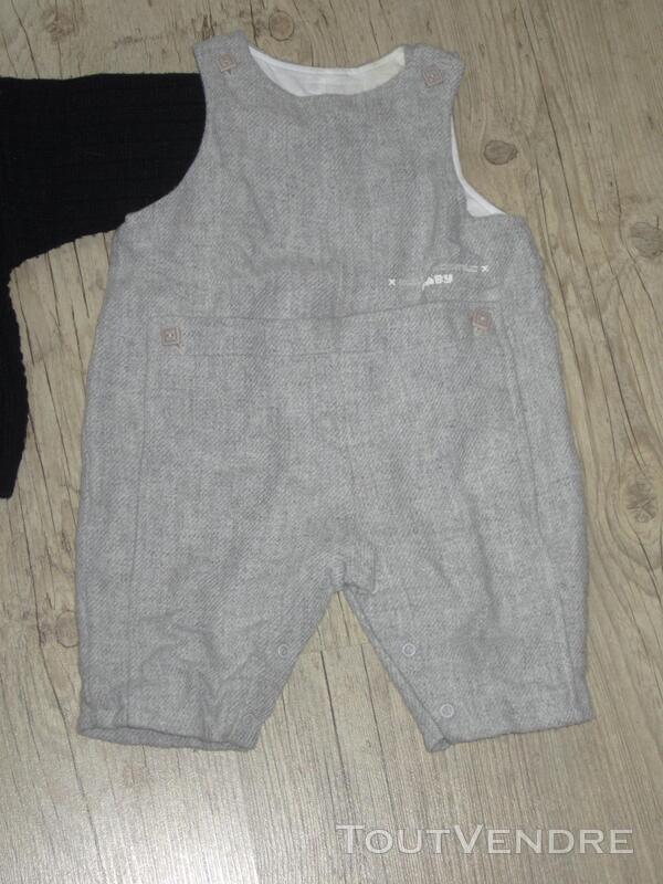 Lot de 9 vêtements mixtes en taille 3 mois 293667998