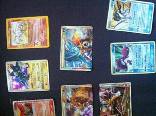 Lot de cartes pokemon ex star x