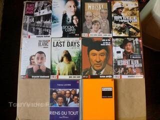 LOT DE DVD MK2 EDITIONS COLLECTOR ET RARES