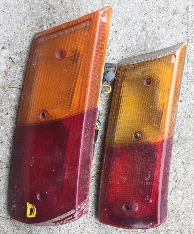 Lot de feux arrières droits Renault 5 426283753