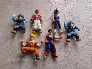 Lot de figurines DBZ
