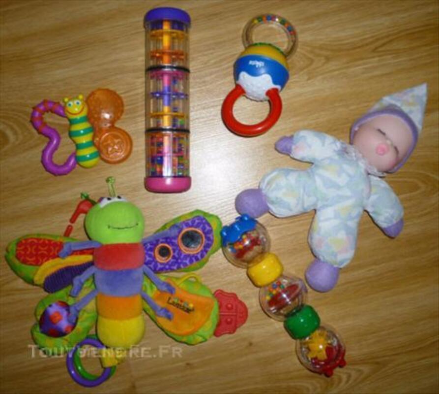 Lot de jouets de marque pour enfant 1er âge + kdo! 45571656