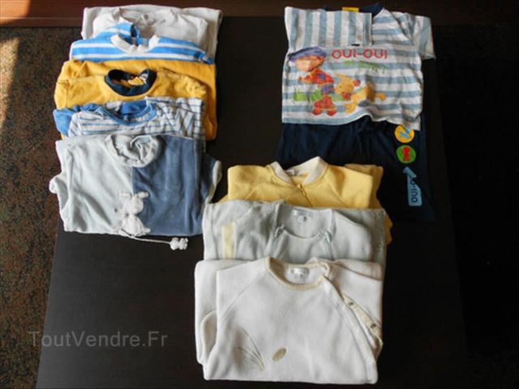 Lot de pyjamas en 24 mois 87866204