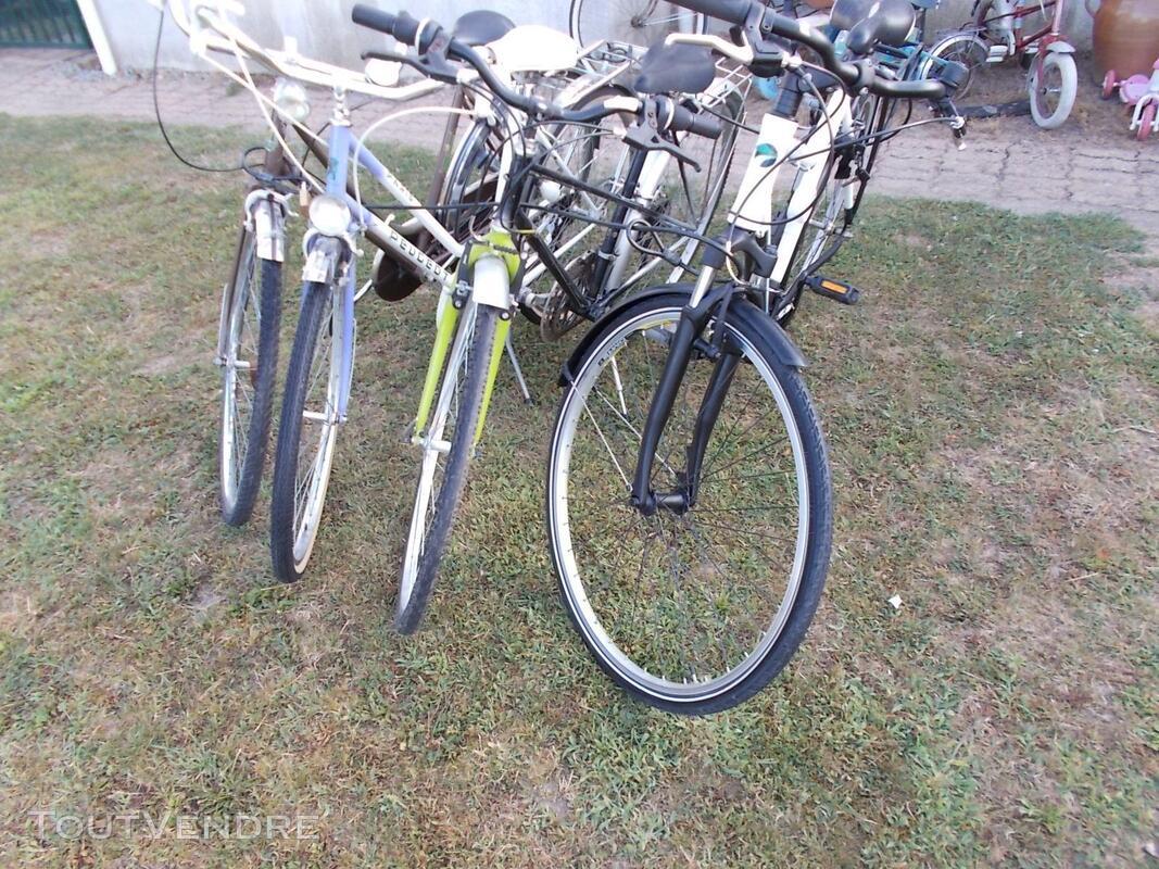 Lot de vélo ancien restauré 1960/80 ou unité 394205442