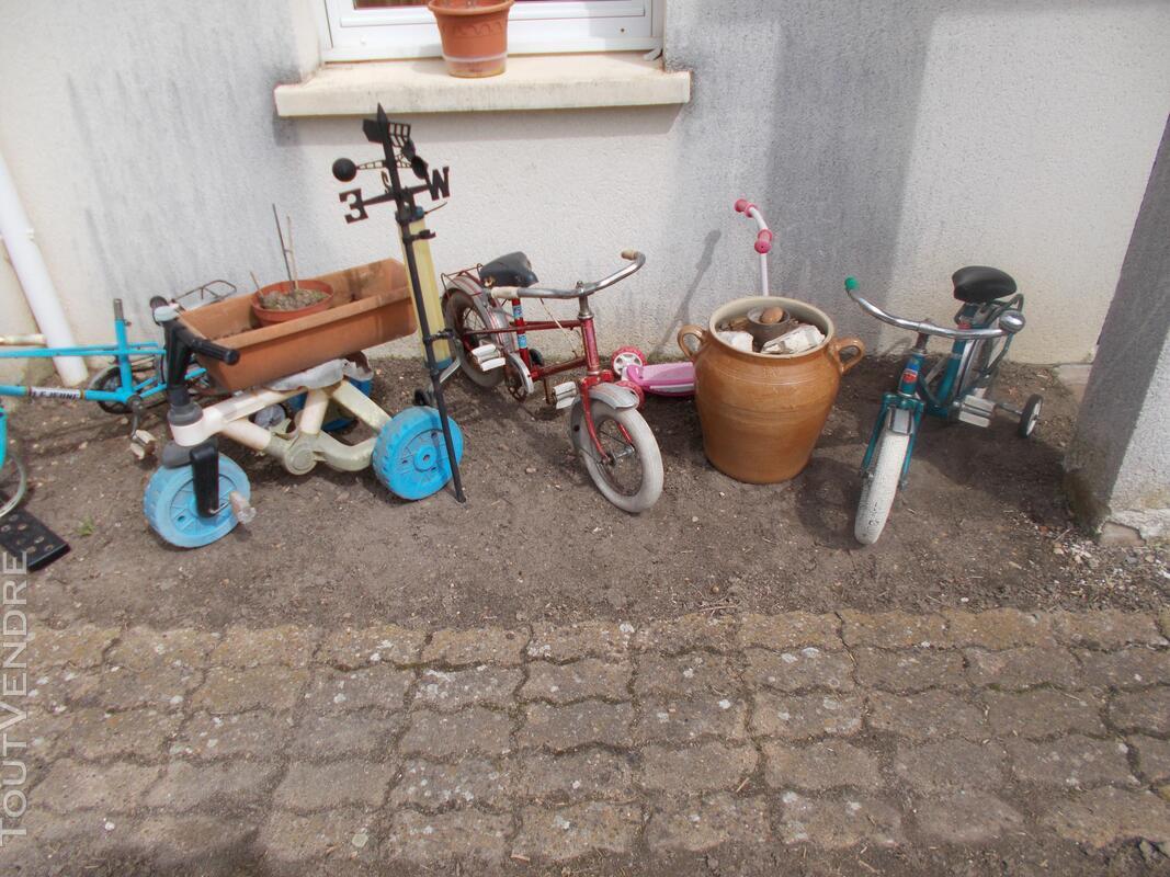 Lot de vélo ancien restauré 1960/80 ou unité 394205463