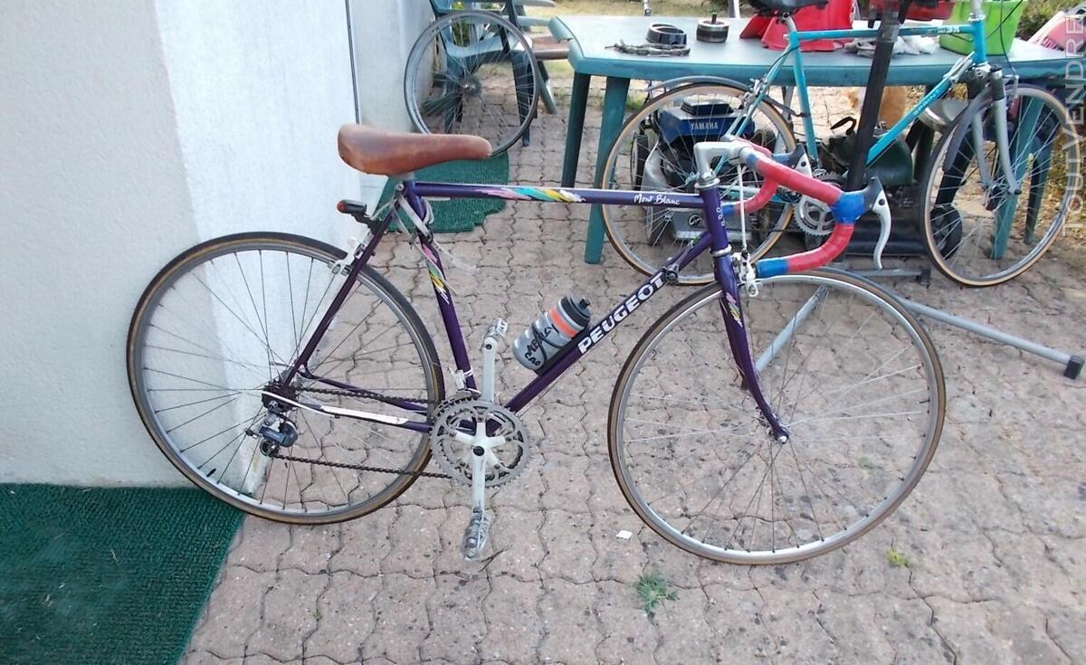 Lot de vélos vintage ou unité voir photo 473383617