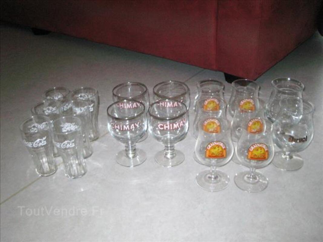 Lot de verres 89185327
