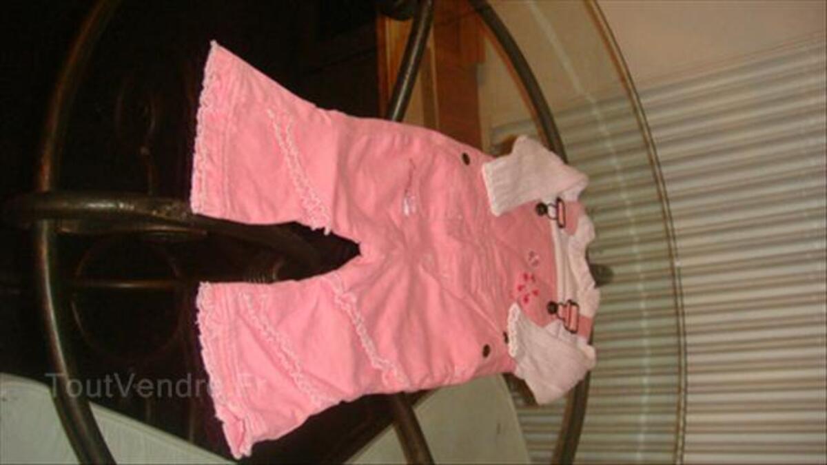 Lot de vêtement bébé fille 6 mois 56194151