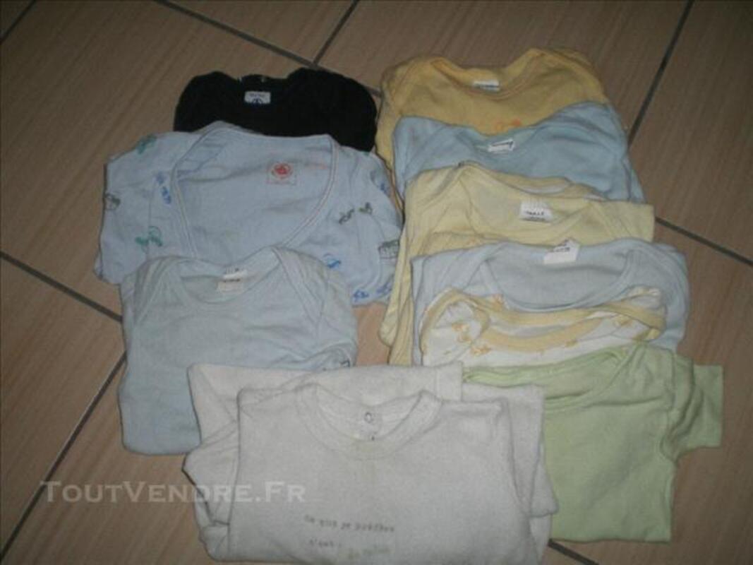 Lot de vêtements bébé garçon T. 12 mois 73999829