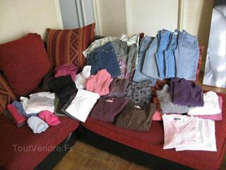 Lot de vêtements enfants filles 10-12 ans