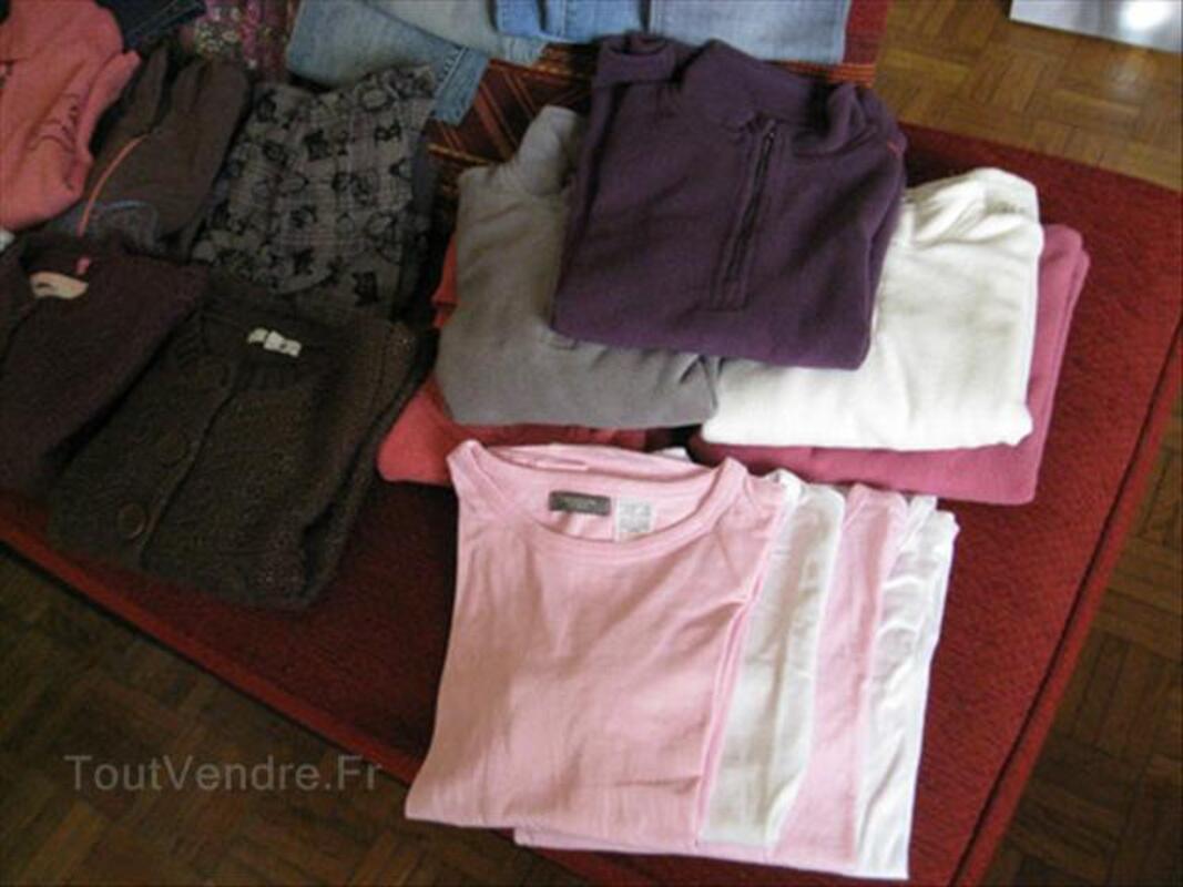 Lot de vêtements enfants filles 10-12 ans 56354217