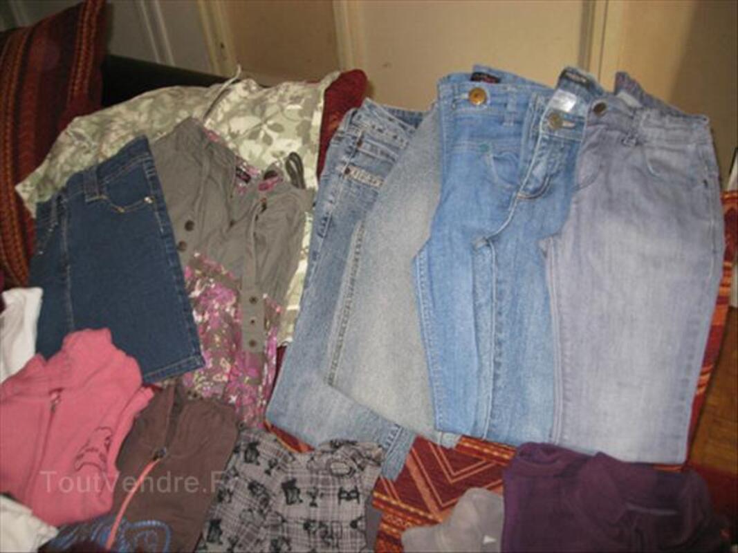 Lot de vêtements enfants filles 10-12 ans 56354218