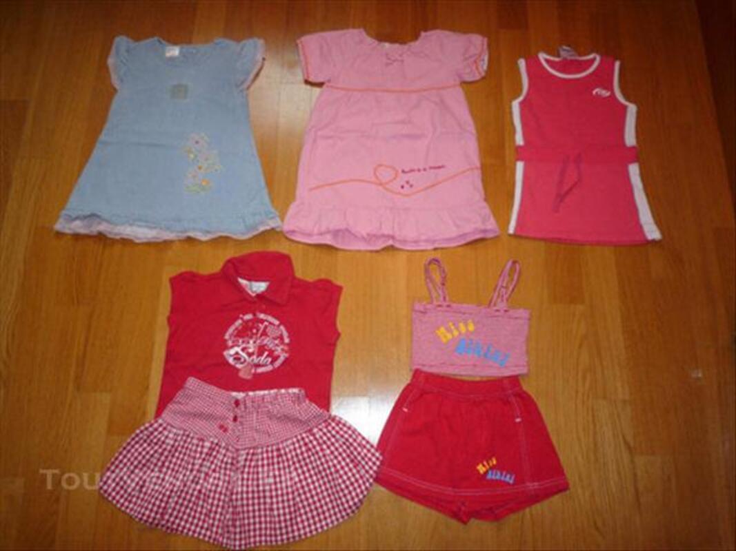 Lot de vêtements Fille 2 ans 76733637